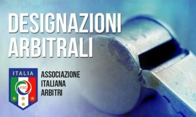 Designazioni arbitrali Serie A