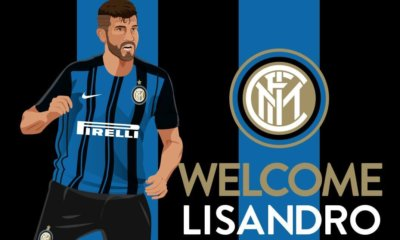 Inter Lisandro Lopez