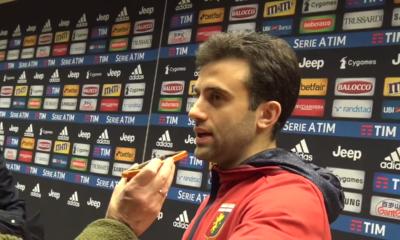Giuseppe Rossi, attaccante del Genoa