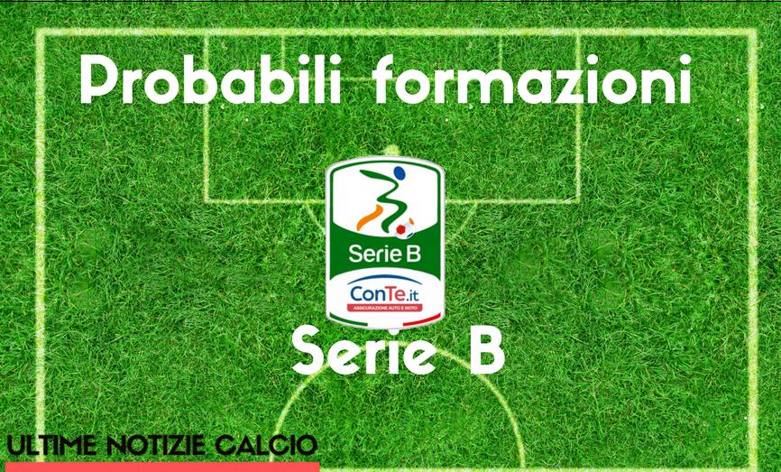 Probabili formazioni Serie B