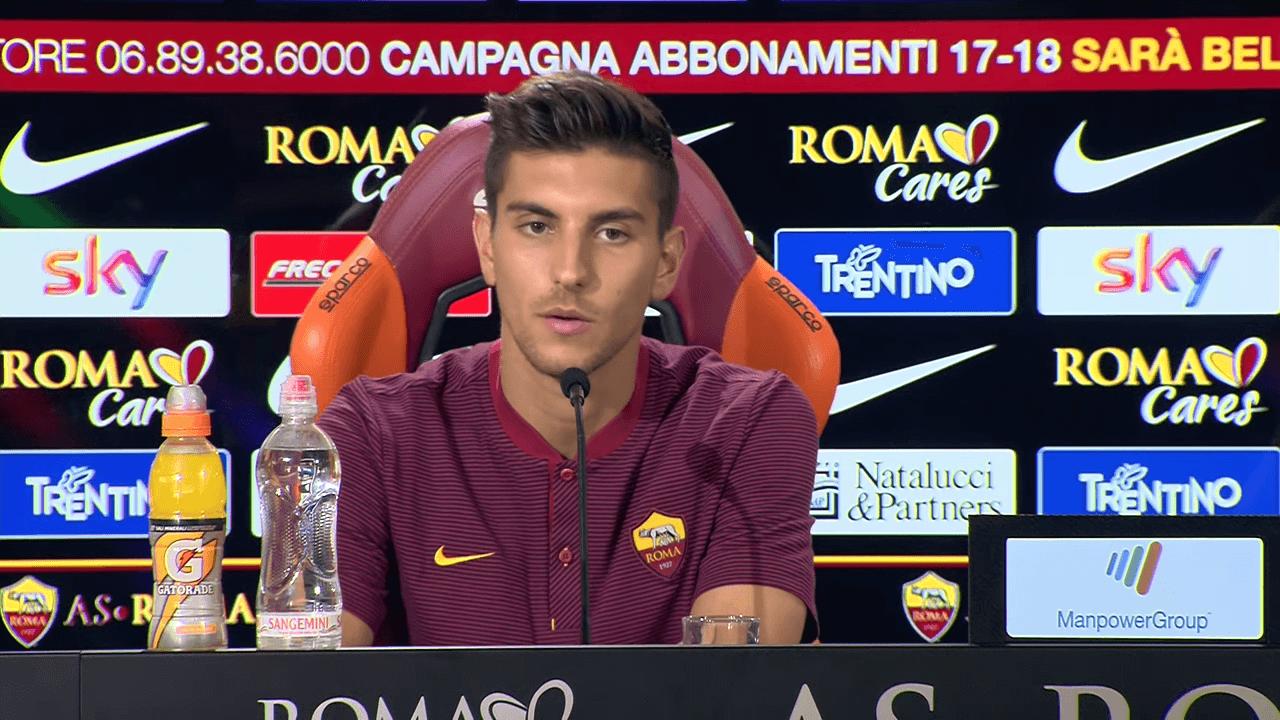 Calciomercato Roma, Pellegrini: