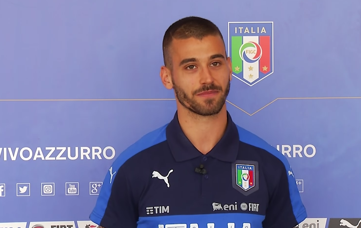 Brutto infortunio per Spinazzola, menisco e crociato ko