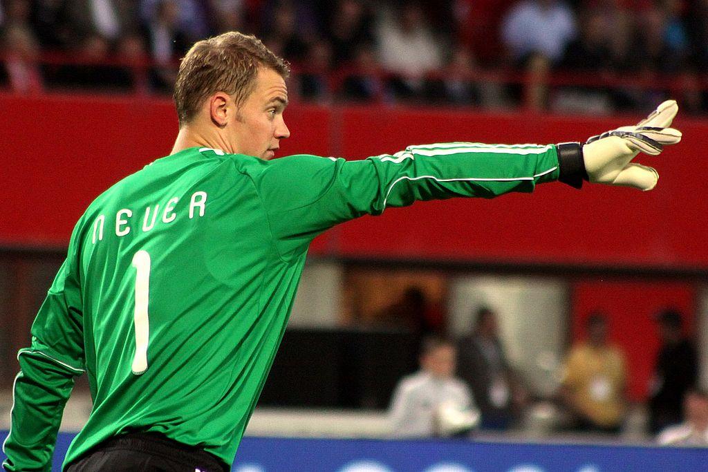 Neuer choc: 'A rischio la mia carriera'