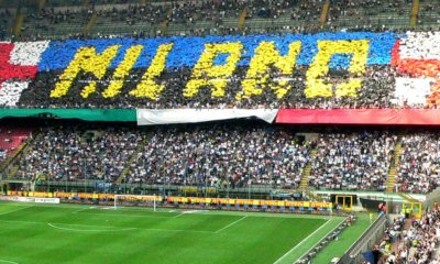 San Siro sold out