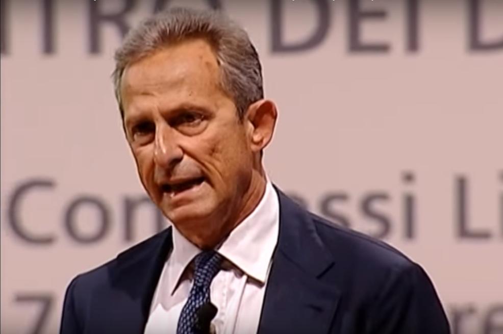 Gaetano Miccichè è il nuovo presidente della Lega Serie A