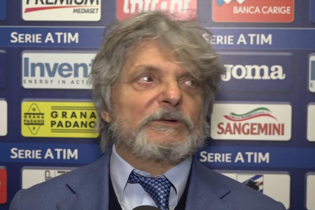 Sampdoria: Pradè attacca i cori discriminatori