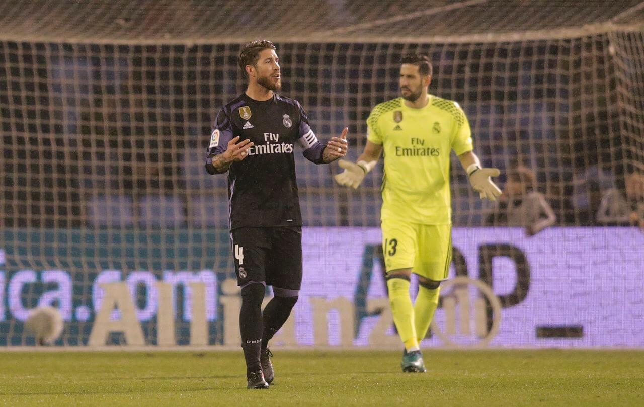 Allegri-Sergio Ramos; lite sul rigore di Real Madrid-Juventus