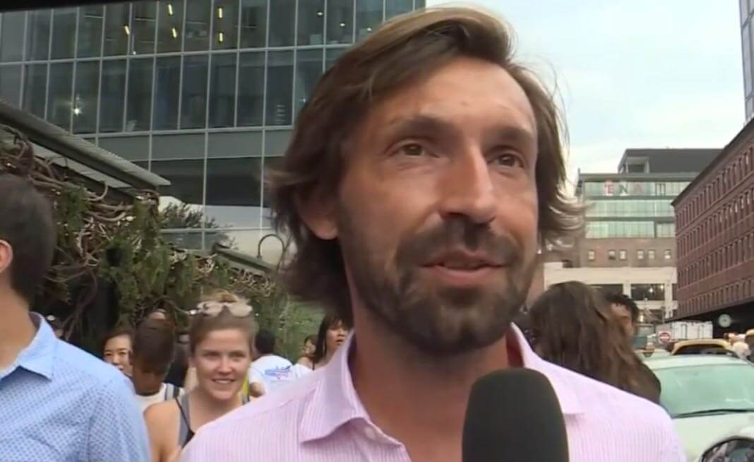 Real-Juve, Andrea Pirlo: