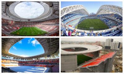 Stadi Russia 2018