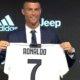 Cristiano Ronaldo conferenza