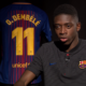 Dembele Barcellona