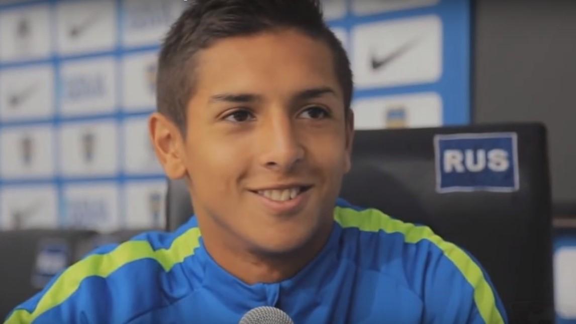 Calciomercato: il Napoli punta su Almendra, il campione argentino del Boca Juniors