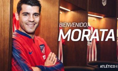 Atletico Madrid Juventus Morata
