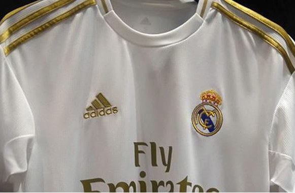 Real Madrid, le immagini delle nuove maglie per la stagione 2019/2020