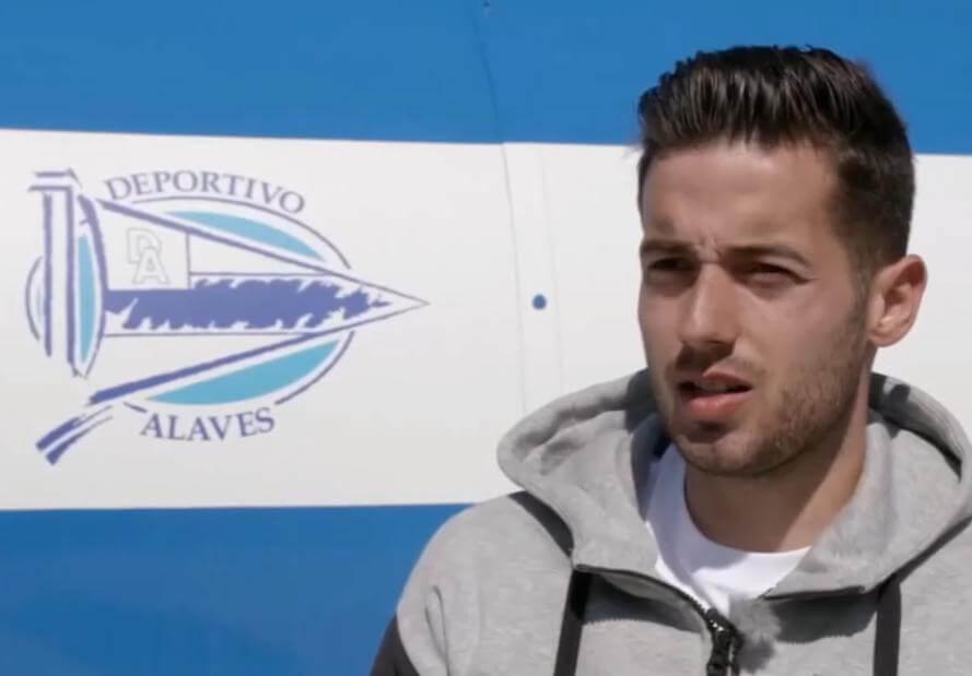 Jony Lazio, lo spagnolo: